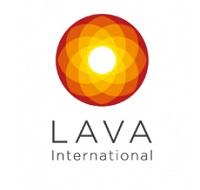 LAVAのロゴ